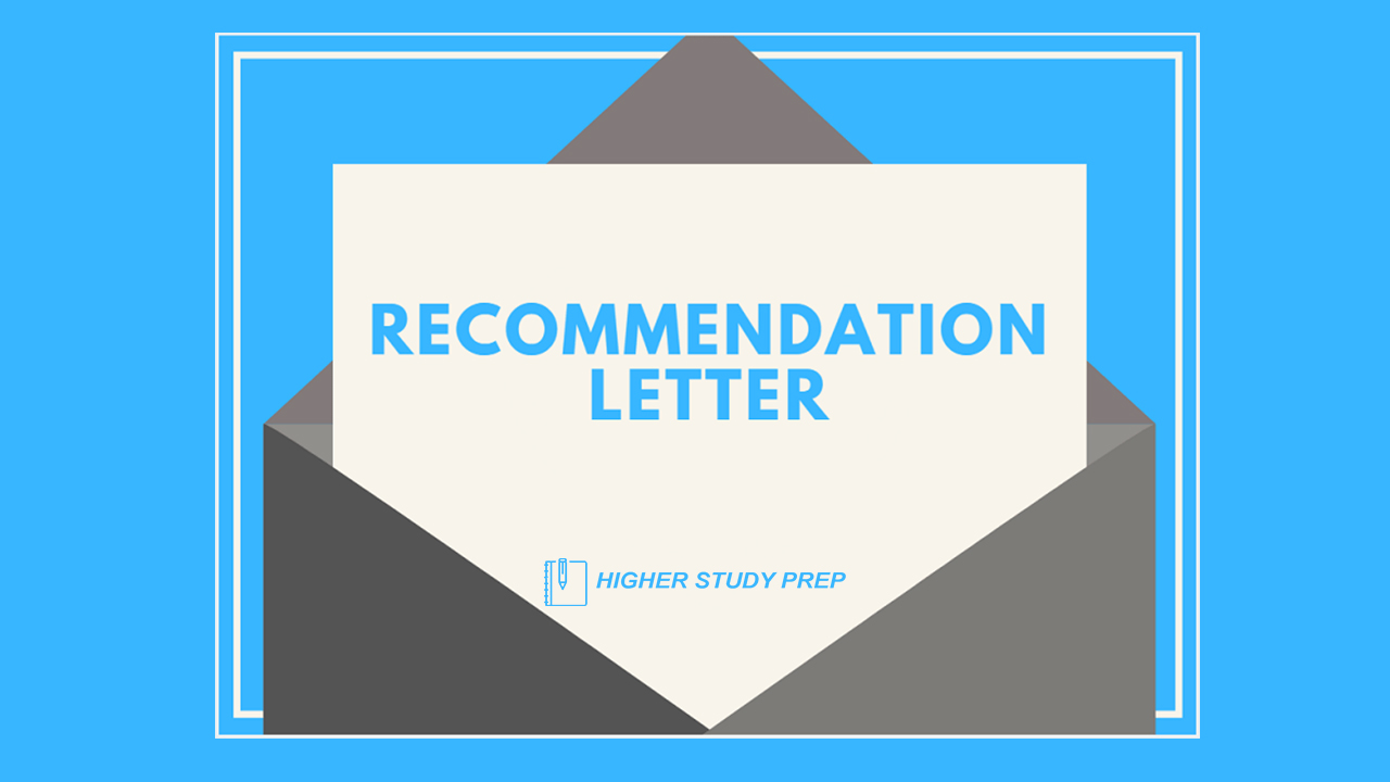 How to get a Letter of Recommendation, Art of Acquiring